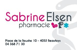 Pharmacie Elsen